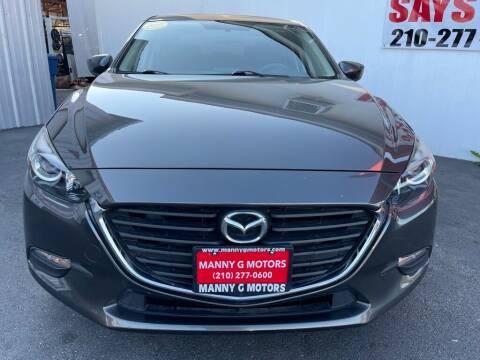 2017 Mazda MAZDA3 for sale at Manny G Motors in San Antonio TX