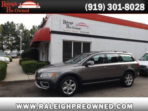 2009 Volvo XC70 for sale at Raleigh Pre-Owned in Raleigh NC