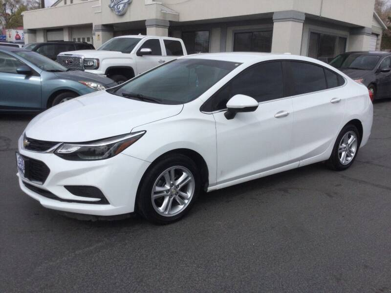 2017 Chevrolet Cruze for sale at Beutler Auto Sales in Clearfield UT