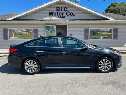 2015 Hyundai Sonata for sale at Bic Motors in Jackson MO