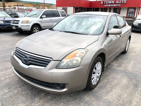2008 Nissan Altima for sale at K Town Auto in Killeen TX