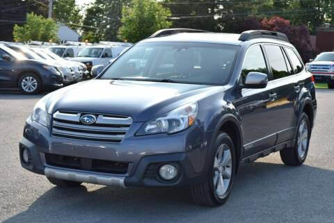 2014 Subaru Outback for sale at GREENPORT AUTO in Hudson NY