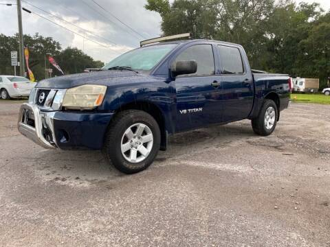 2008 Nissan Titan for sale at Right Price Auto Sales in Waldo FL