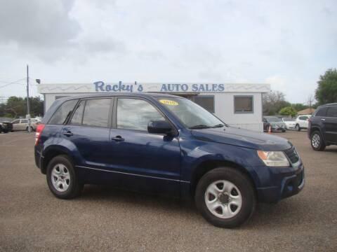 2010 Suzuki Grand Vitara for sale at Rocky's Auto Sales in Corpus Christi TX