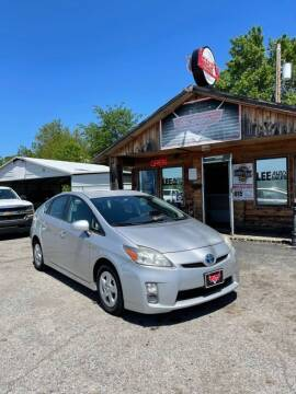 2010 Toyota Prius for sale at LEE AUTO SALES in McAlester OK