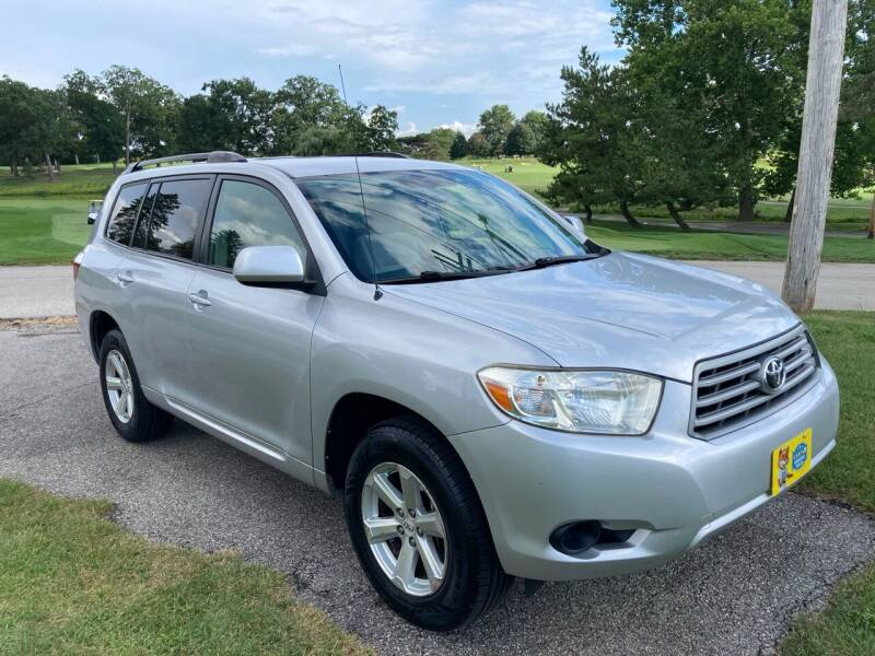 2009 Toyota Highlander for sale at Good Value Cars Inc in Norristown PA