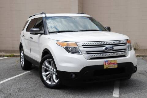 2014 Ford Explorer for sale at El Compadre Trucks in Doraville GA