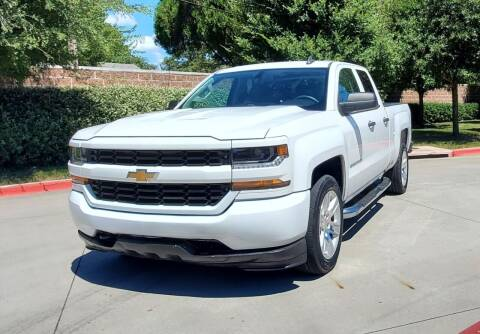 2017 Chevrolet Silverado 1500 for sale at International Auto Sales in Garland TX