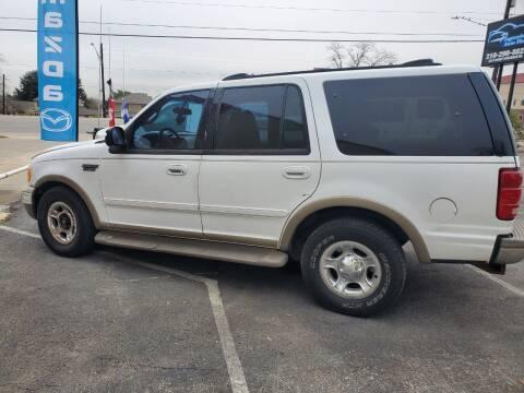 2001 Ford Expedition for sale at Progressive Auto Plex in San Antonio TX