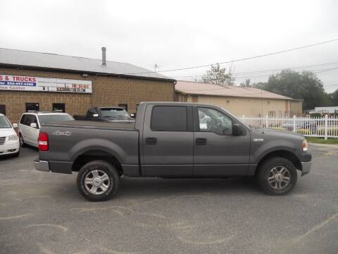 2004 Ford F-150 for sale at All Cars and Trucks in Buena NJ