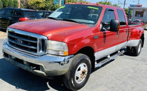 2003 Ford F-350 Super Duty for sale at RD Motors, Inc in Charlotte NC