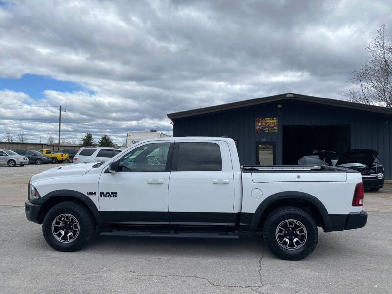 2016 RAM Ram Pickup 1500 for sale at Smooth Solutions 2 LLC in Springdale AR