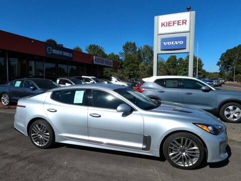2018 Kia Stinger for sale at Kiefer Nissan Budget Lot in Albany OR