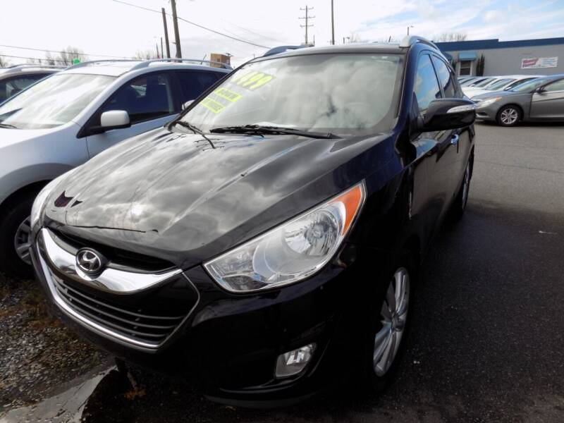 2011 Hyundai Tucson for sale at Pro-Motion Motor Co in Lincolnton NC