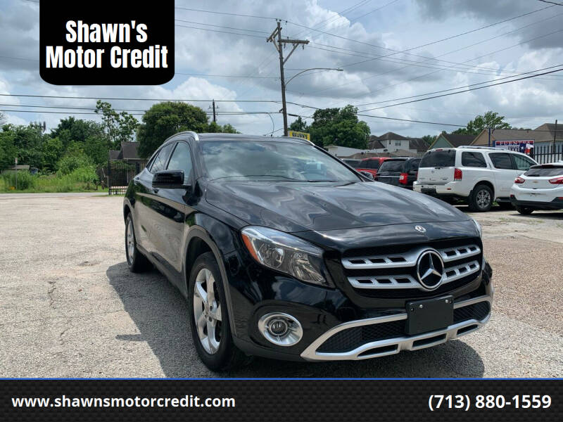 2018 Mercedes-Benz GLA for sale in Houston, TX