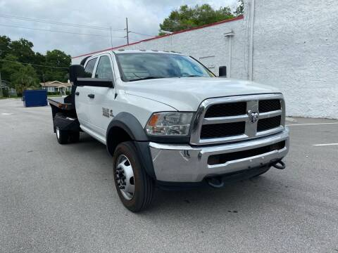 2017 RAM Ram Chassis 5500 for sale at LUXURY AUTO MALL in Tampa FL