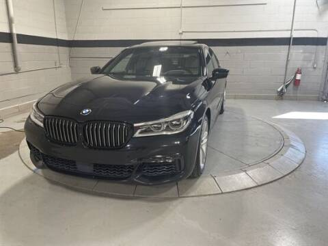 2017 BMW 7 Series for sale at Luxury Car Outlet in West Chicago IL