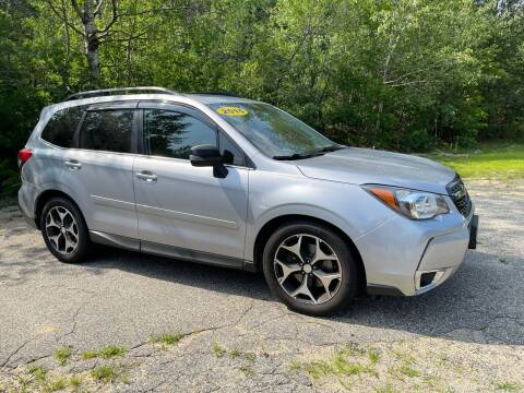2015 Subaru Forester for sale at Downeast Auto Inc in Waterboro ME