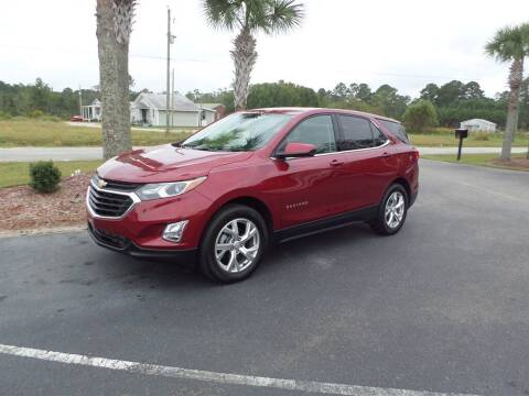 2020 Chevrolet Equinox for sale at First Choice Auto Inc in Little River SC