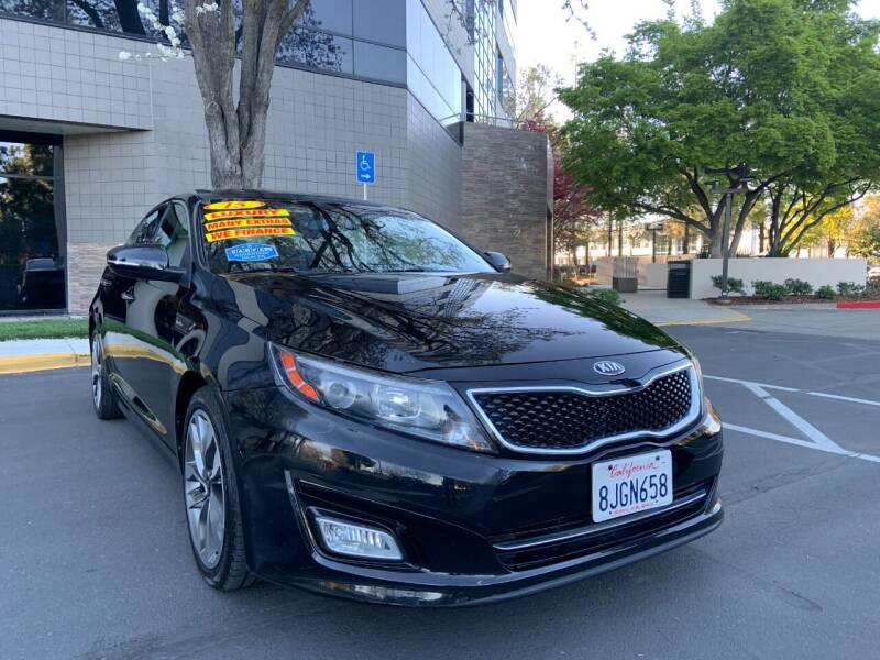 2015 Kia Optima for sale at Right Cars Auto Sales in Sacramento CA