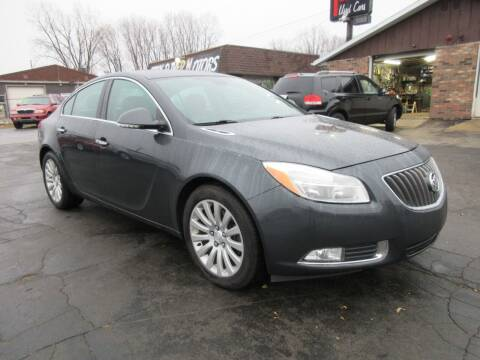 2013 Buick Regal for sale at Fox River Motors, Inc in Green Bay WI