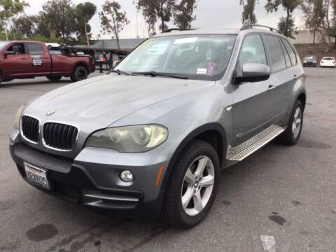 2008 BMW X5 for sale at SoCal Auto Auction in Ontario CA