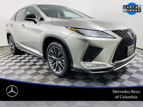 2020 Lexus RX 450h for sale at Preowned of Columbia in Columbia MO