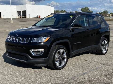 2020 Jeep Compass for sale at TEAM ONE CHEVROLET BUICK GMC in Charlotte MI