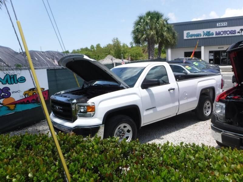 2015 GMC Sierra 1500 for sale at Seven Mile Motors, Inc. in Naples FL