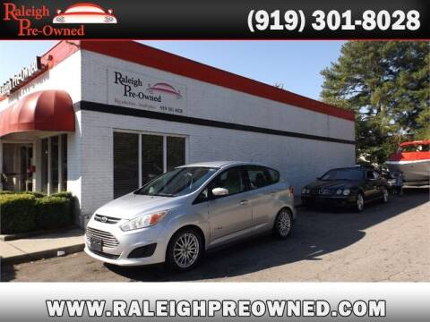 2013 Ford C-MAX Hybrid for sale at Raleigh Pre-Owned in Raleigh NC