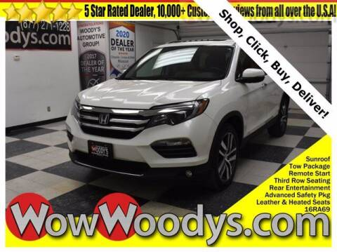 2016 Honda Pilot for sale at WOODY'S AUTOMOTIVE GROUP in Chillicothe MO