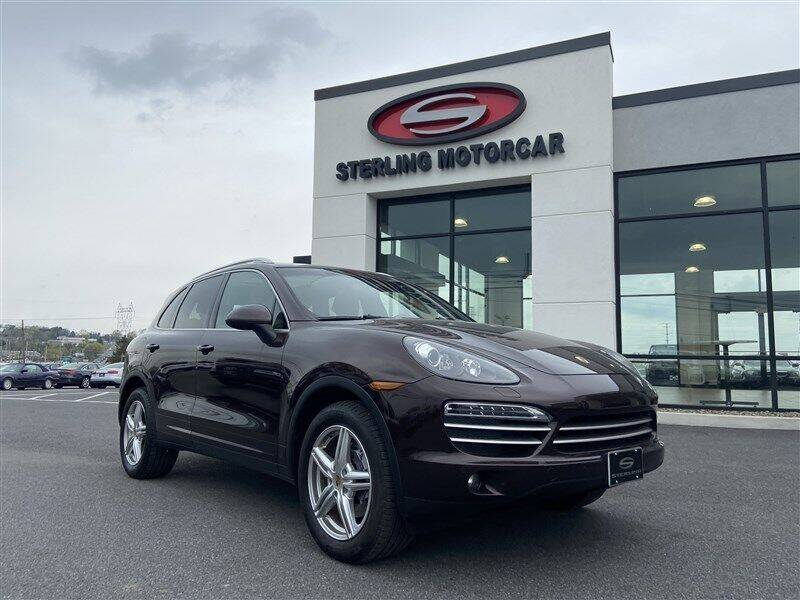 2014 Porsche Cayenne for sale at Sterling Motorcar in Ephrata PA