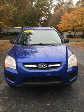 2009 Kia Sportage for sale at Speed Auto Mall in Greensboro NC