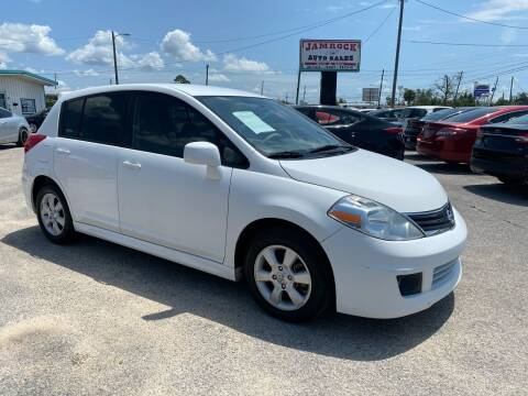2011 Nissan Versa for sale at Jamrock Auto Sales of Panama City in Panama City FL
