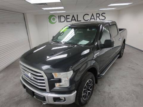 2015 Ford F-150 for sale at Ideal Cars East Mesa in Mesa AZ