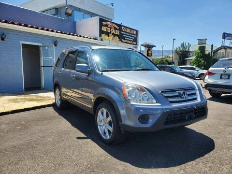 2005 Honda CR-V for sale at The Little Details Auto Sales in Reno NV