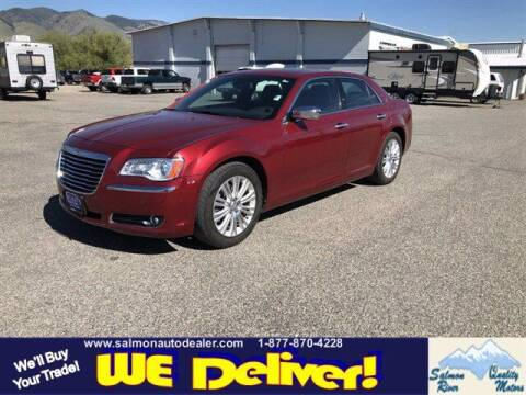 2012 Chrysler 300 for sale at QUALITY MOTORS in Salmon ID