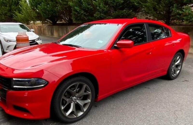 2017 Dodge Charger for sale at Mad Motors LLC in Gainesville GA