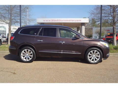 2017 Buick Enclave for sale at BLACKBURN MOTOR CO in Vicksburg MS