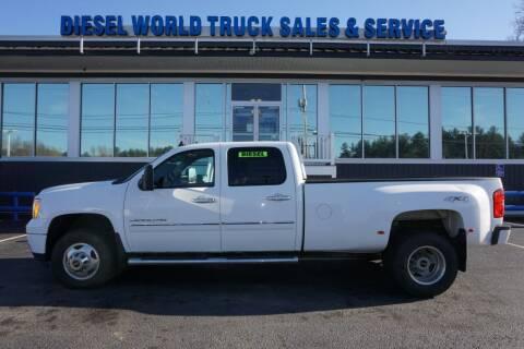 2014 GMC Sierra 3500HD for sale at Diesel World Truck Sales in Plaistow NH