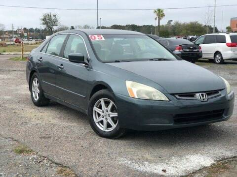 2005 Honda Accord for sale at Harry's Auto Sales, LLC in Goose Creek SC