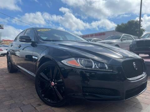 2014 Jaguar XF for sale at Cars of Tampa in Tampa FL