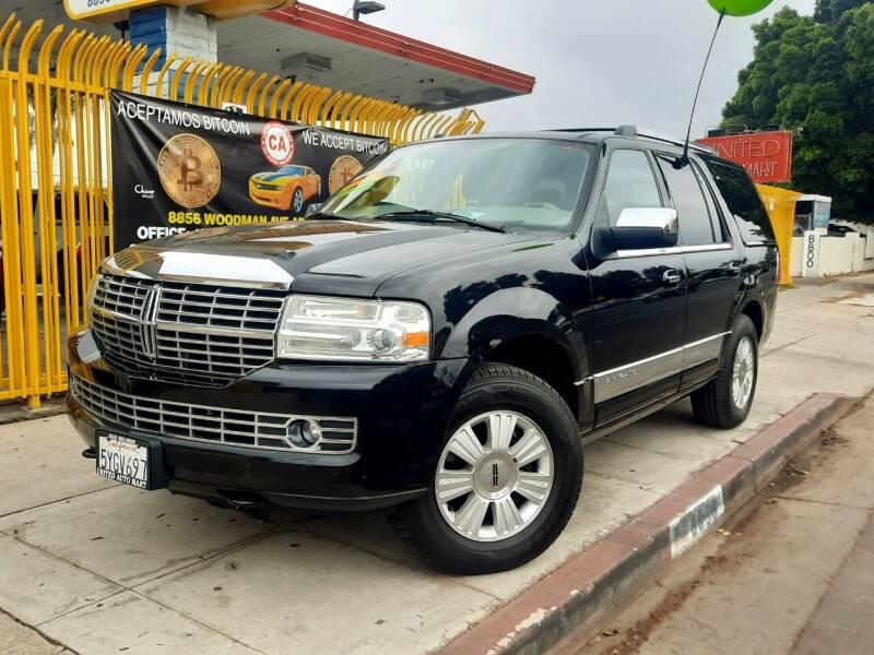2007 Lincoln Navigator for sale at UNITED AUTO MART CA in Arleta CA