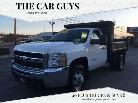 2010 Chevrolet Silverado 3500HD for sale at The Car Guys in Hyannis MA