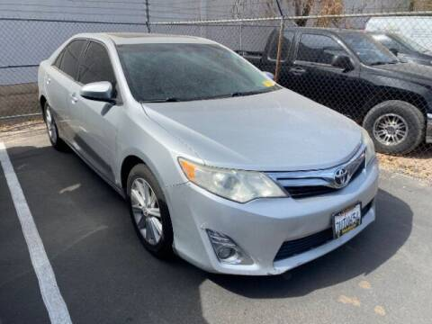 2013 Toyota Camry for sale at Brown & Brown Wholesale in Mesa AZ