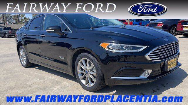 2018 Ford Fusion Energi for sale in Anaheim, CA