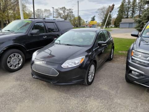 2013 Ford Focus for sale at Clare Auto Sales, Inc. in Clare MI