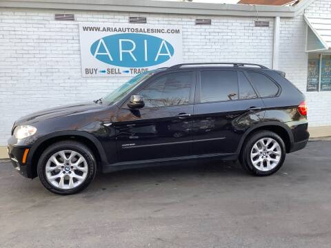 2012 BMW X5 for sale at ARIA  AUTO  SALES in Raleigh NC