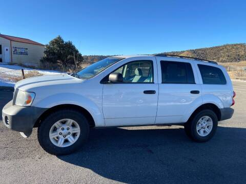 2008 Dodge Durango for sale at Skyway Auto INC in Durango CO