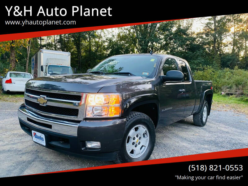 2011 Chevrolet Silverado 1500 for sale at Y&H Auto Planet in West Sand Lake NY
